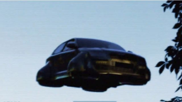 News video: Flying Car - Leaked Video